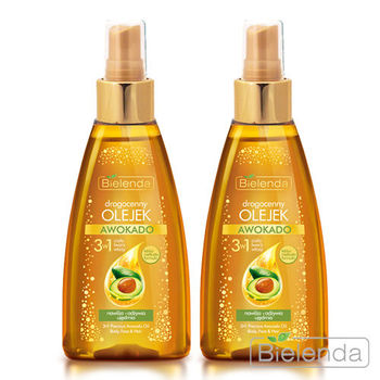 BIELENDA【碧爾蘭達】冷榨酪梨精萃全效修護油150ml雙入組