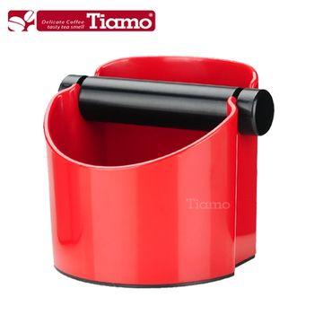 Tiamo 迷你咖啡渣桶-紅色(BC2405R)