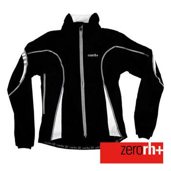 ZERORH+ 義大利專業刷毛防風長袖自行車外套(女)