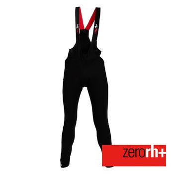 ZERORH+ 刷毛保暖吊帶自行車褲(男)