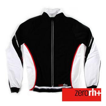 ZERORH+ 義大利專業刷毛防風長袖自行車外套(男)