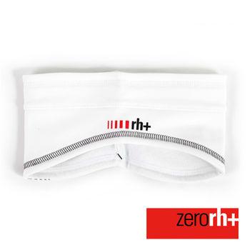 ZERORH+ 刷毛保暖止汗帶-白