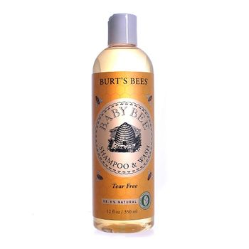 Burt's Bees 蜜蜂爺爺 寶貝嬰兒洗髮沐浴露 350ml
