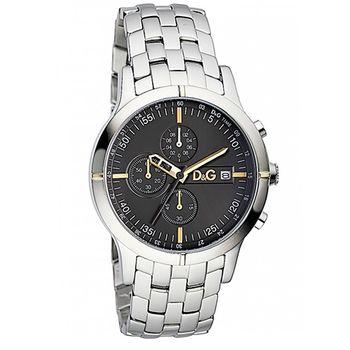 D&G 極致品味紳士腕錶