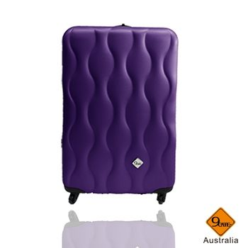 Gate9 波西米亞系列ABS霧面輕硬殼行李箱20吋