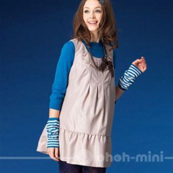 【ohoh-mini】都會時尚OL背心孕婦上衣