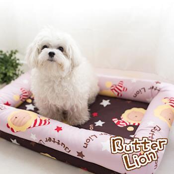 【奶油獅】MIT搖滾星星寵物記憶床墊(中型/10kg以下)2色