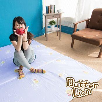 【奶油獅】高支撐臻愛三折記憶聚合收納床墊-雙人5尺(3色)
