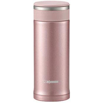 【象印】0.36L不鏽鋼真空保溫/保冷瓶 SM-JA36-PR