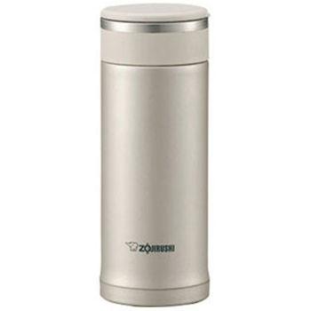 【象印】0.36L不鏽鋼真空保溫/保冷瓶 SM-JA36-SA