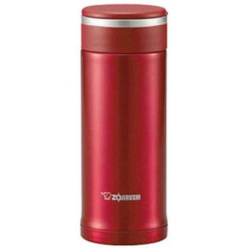 【象印】0.36L不鏽鋼真空保溫/保冷瓶 SM-JA36-RA