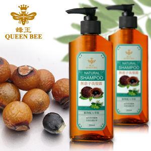 【蜂王Queen Bee】天然無患子精油洗髮露揪團搶購組(250ml*16瓶)