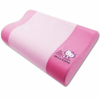 【Hello Kitty】蘋果系列人體工學記憶枕1入