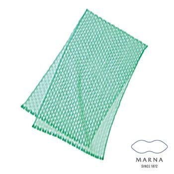 【MARNA】尼龍水滴球沐浴巾(綠)
