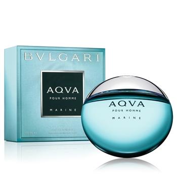 寶格麗 AQVA 海洋能量男性淡香水(100ml)送針管
