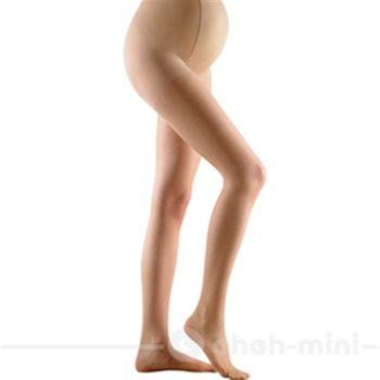 【ohoh-mini】孕婦裝系列-舒適透明媽咪薄褲襪(三雙入)
