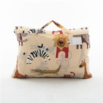 【KOSNEY 】玩偶天堂舖棉兩用睡袋組4.5x5尺台灣製四色選