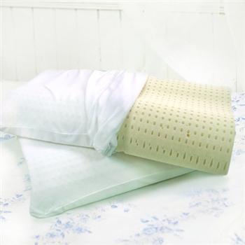 【義大利 La Belle】美國進口人體工學天然乳膠枕 (一入)