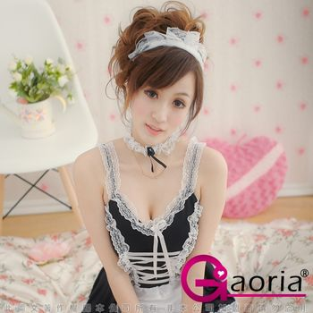 Gaoria 蘿莉俏女僕角色扮演情趣睡衣