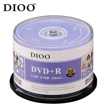 DIOO 海洋版 16X DVD+R 150片桶