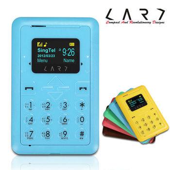 新加坡 CARD Phone New CM1 強襲藍牙撥號名片機 (藍月色)