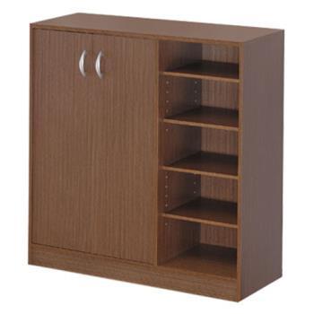 【FRAMA】 《典藏》雙門2.6尺四格鞋櫃