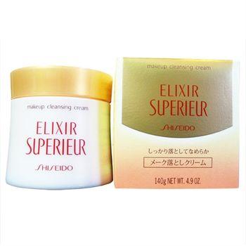 【資生堂】彈潤肌密 保濕卸妝霜 140g