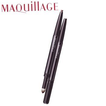 【資生堂】MAQUiLLAGE心機 雙效眉筆  BR611自然咖啡