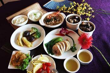 【烏來】慈云溫泉會館-客房休憩泡湯+養生藥膳餐券