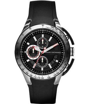 A/X 卓越科技計時腕錶-黑/45mm AX1400