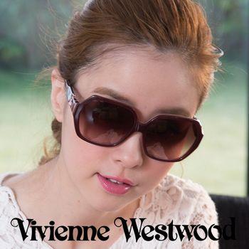 Vivienne Westwood英倫龐克(酒紅) VW78802