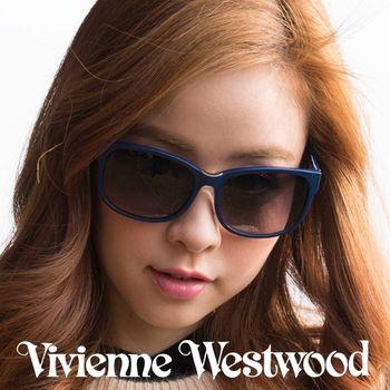 Vivienne Westwood 英倫龐克(藍) VW78703