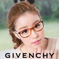 Givenchy法國刺繡花樣 平光眼鏡GIVGV8600APF