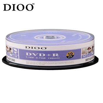 DIOO 海洋版 16X DVD+R 10片桶