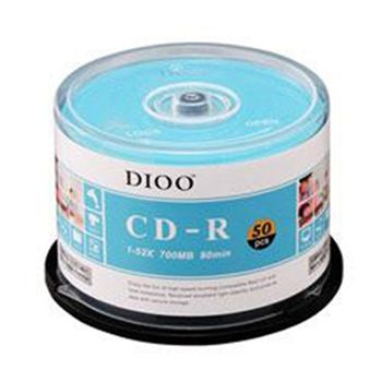 DIOO 海洋版 52X CD-R 100片桶