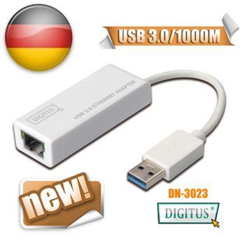 曜兆USB3.0轉RJ-45 Giga1000Mbps超高速網路卡