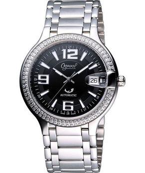Ogival經典奢華機械腕錶 3832ADMS