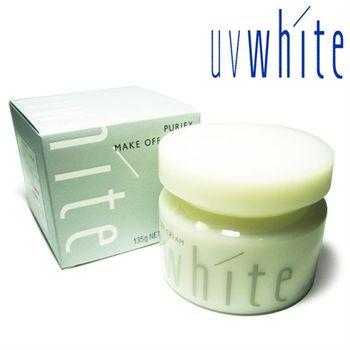 【資生堂】UV White 優白 卸粧霜135g