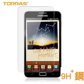 【TORRAS】三星 i9220 Note1 防爆裂鋼化玻璃保護膜