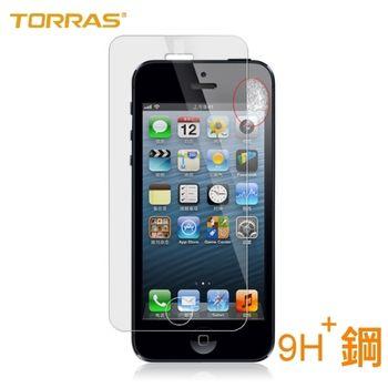 【TORRAS】APPLE iPhone5/5S 防爆裂鋼化玻璃膜