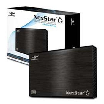 凡達克2.5吋SATA硬碟外接盒(NST-266S3-BK)