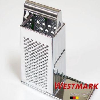 德國WESTMARK》Quattro 四面用蔬果(起士)刨絲器