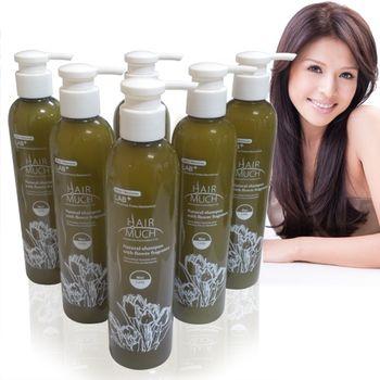 HAIR MUCH奢華花香香水洗髮精250ml(6入)