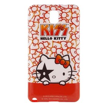 【KISS HELLO KITTY 】Note3 保護套可愛蝴蝶結