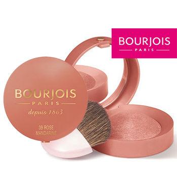 妙巴黎BOURJOIS-胭脂騷餅39東方橙橘2.5g