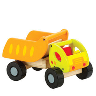 classic world 德國經典木玩 客來喜 傾卸卡車