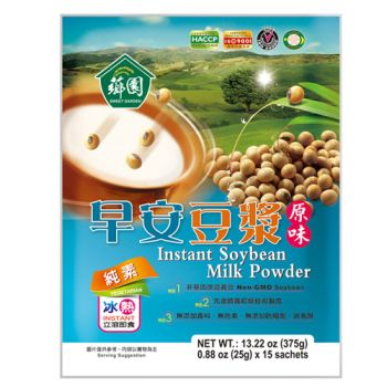 【薌園】早安豆漿(非基改)(25g*15入) x 12袋