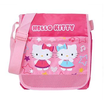 Hello Kitty 星星直式側背袋 (406721)