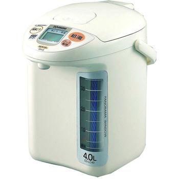 《好禮三選一》象印 4L電動熱水瓶 CD-LGF40-WG