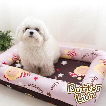 【奶油獅】搖滾星星寵物記憶床墊-特大(25kg以上適用)2色